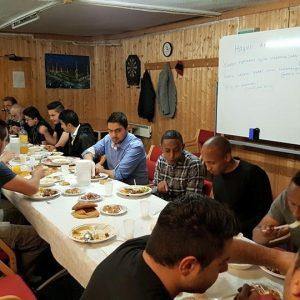 Iftar Programi 04.07.15