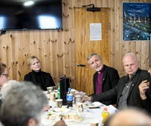 Politikere i møte 03.02.15