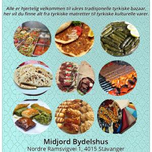 Tyrkisk Mat & Håndverksmesse Stavanger