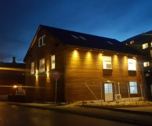 Nye lokaler i HILLEVÅG